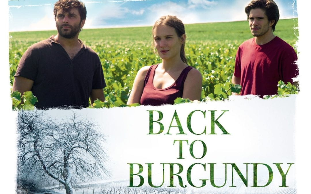 Back to Burgundy — (France, 2018, comedy/drama, 113m, NR)