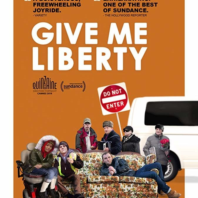 """""""Give Me Liberty"""" (USA, 2019, comedy/drama, 110m, not rated"""